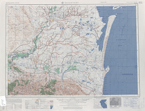 Thumbnail U. S. Army map nk38-3