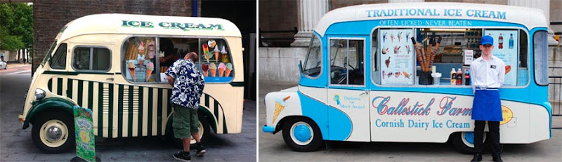 Ah Ice Cream Trucks What Great Memories They Represent From So Many Peoples Childhood Years The Sound Of Those Distinctive Tunes And Melodic Chimes Are