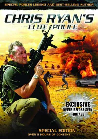 Elitarne s³u¿by specjalne Najciekawsze fragmenty / Chris Ryan's Elite Police: Best of (2009) PL.TVRip.XviD / Lektor PL
