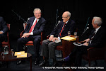 Walter Mondale, George McGovern and Bob Schieffer