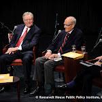 Walter Mondale, George McGovern and Bob Schieffer