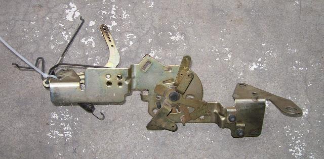 Kohler 20hp Cv20s Engine Throttle  U0026 Choke Linkage Sears