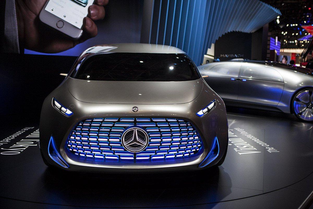 Mercedes Benz sẽ không khoanh tay đứng nhìn thị trường xe điện thuộc về hãng khác