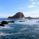 The Rocky Coastline of Porto Moniz - Funchal, Madeira