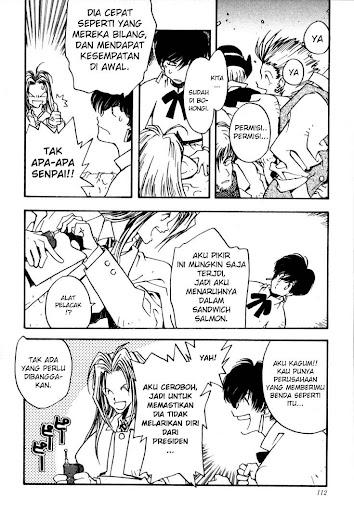 Trigun Manga Online Baca Manga page 5