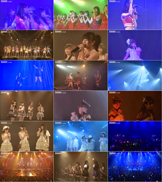 "(LIVE)(公演) HKT48 チームKIV ""シアターの女神"" 公演 150324"