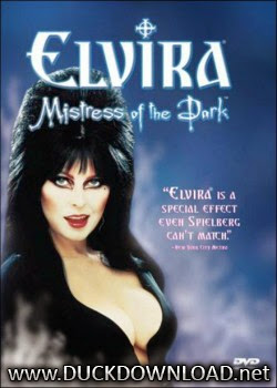 Download Elvira - A Rainha das Trevas DVDRip Dual Áudio
