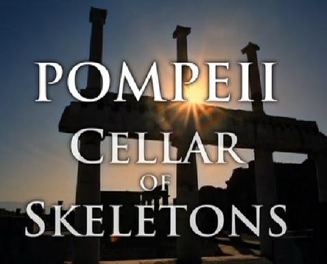 Pompeje piwnica szkieletów / Pompeii Cellar of Skeletons (2010) PL.TVRip.XviD / Lektor PL