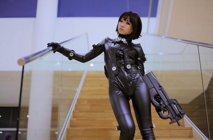 Nữ chiến binh Kei Kishimoto xinh đẹp trong Gantz - Ảnh 1