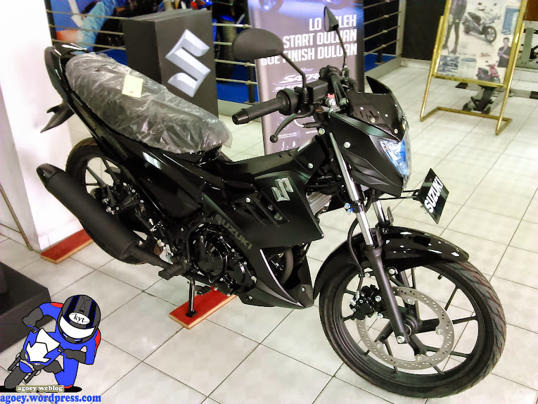 Suzuki Satria FU150 Black Predator - Spesifikasi Lengkap dan Harga