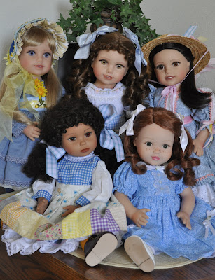A Life of Faith Doll Fans