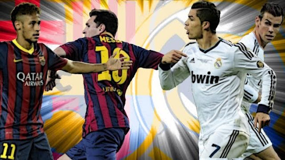 En Vivo: Real Madrid vs. Barcelona - Liga BBVA España 2014