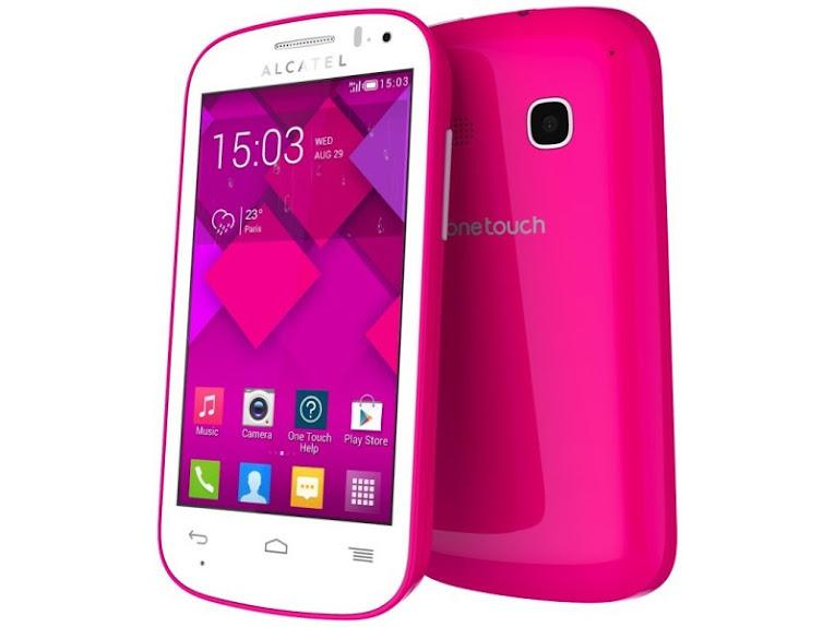 Alcatel One Touch Pop Fit - Spesifikasi Lengkap dan Harga