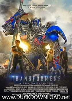 Baixar Filme Transformers - A Era da Extinção DVD-R