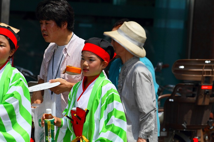 第59回よさこい祭り☆川村病院82☆上1目816