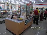 台灣的便利店有很多新奇商品。