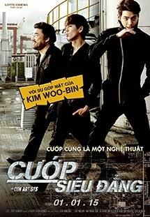 Cướp Siêu Đẳng - Criminal Designer (2015)