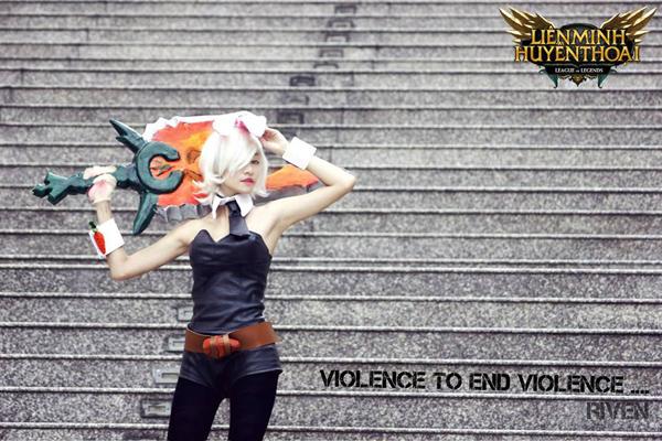 Cosplay Liên Minh Huyền Thoại cực chất của người Việt - Ảnh 8