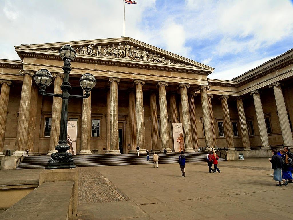 Travel: British Museum still most popular cultural attraction in UK