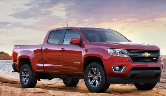 2016 Chevy Colorado Diesel Engine MPG and Specs | 2.8L Duramax