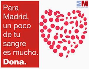Un millón de donantes de sangre en la Comunidad de Madrid