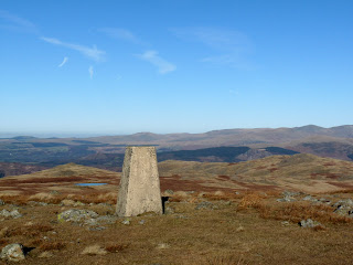 Stainton Pike, Yoadcastle and Hesk Fell ... all of which are fells which I will visit later in the day.