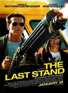 مشاهدة فيلم الاكشن والجريمة The Last Stand 2013 مترجم للنجم أرنولد شوارزنيجر اون لاين