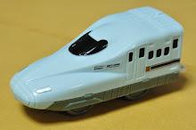 マクドナルド ハッピーセット プラレール N700系 新幹線 みずほ・さくら