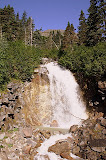 Waterfall - Klondike Highway, AK