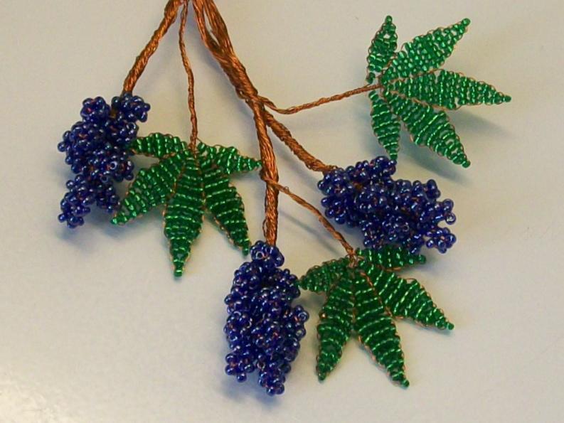 Вязаные шапки - Вязание крючком.  Бисероплетение для начинающих плетем деревья, цветы или.
