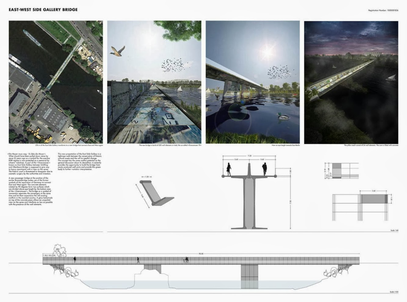 Berlino, Germania: The Winners of Berlin Contemporary Bridge Competition
