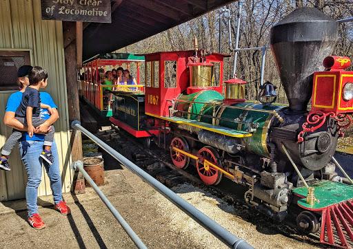 Assiniboine Park - Steam Train, 55 Pavilion Crescent, Winnipeg, MB R3P 2N6, Canada, Tourist Attraction, state Manitoba