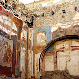 Herculaneum or Scavi de Ercolano - Naples, Italy