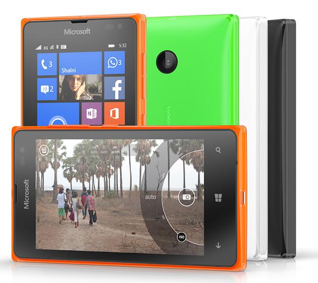 Microsoft Lumia 532 - Spesifikasi Lengkap dan Harga