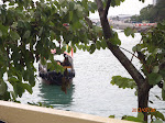 Sampan boats - didn't have enough time to get off and take a ride, but it is part of the package