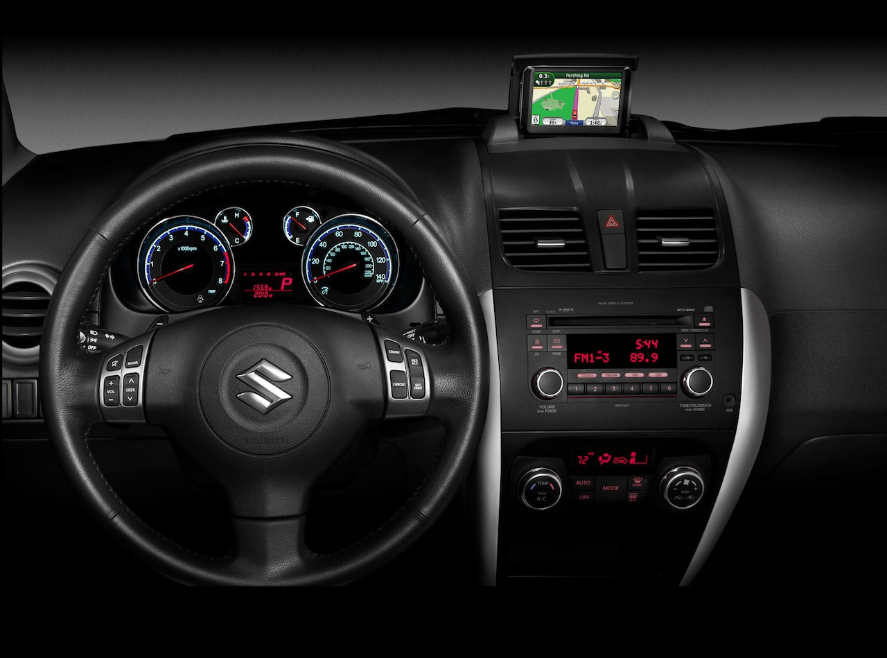 Specifications suzuki sx4 car to ride