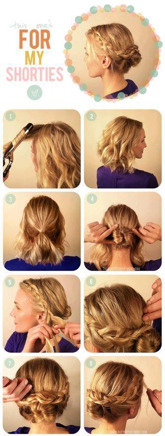Peinados Faciles Para Diario Pelo Largo