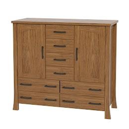Palermo Wardrobe Dresser