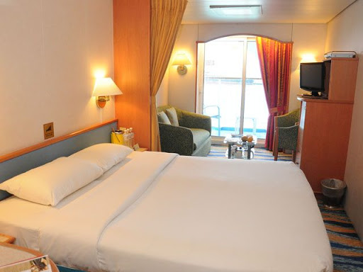 Super Star Aquarius - Ocean View Stateroom with Balcony( Cabin )