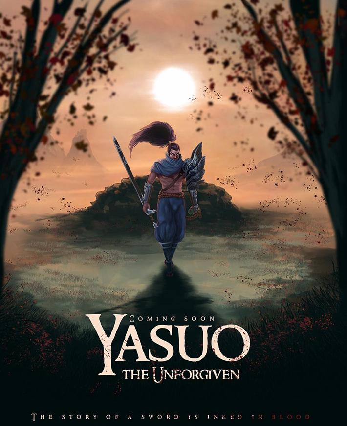 LMHT: Loạt fan art tuyệt đẹp về Yasuo - Ảnh 1