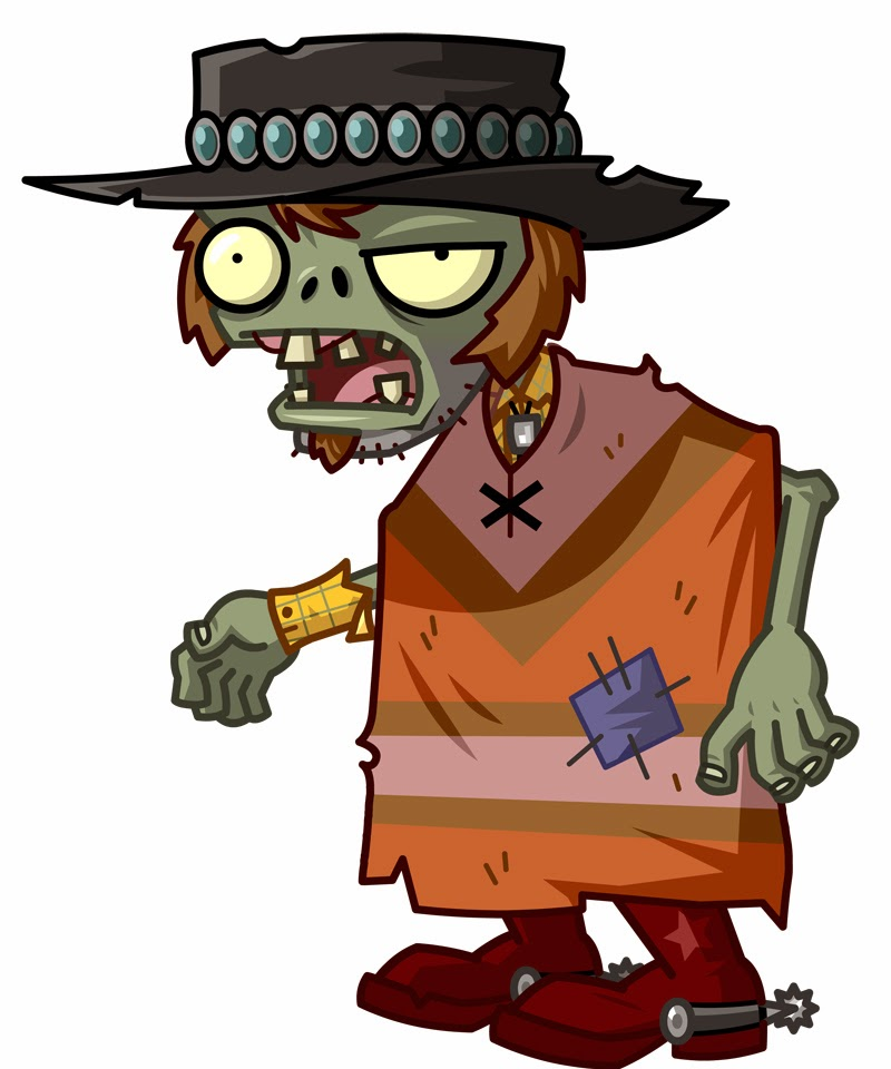 Cây và zombie trong Plants Vs. Zombies 2: Its About Time