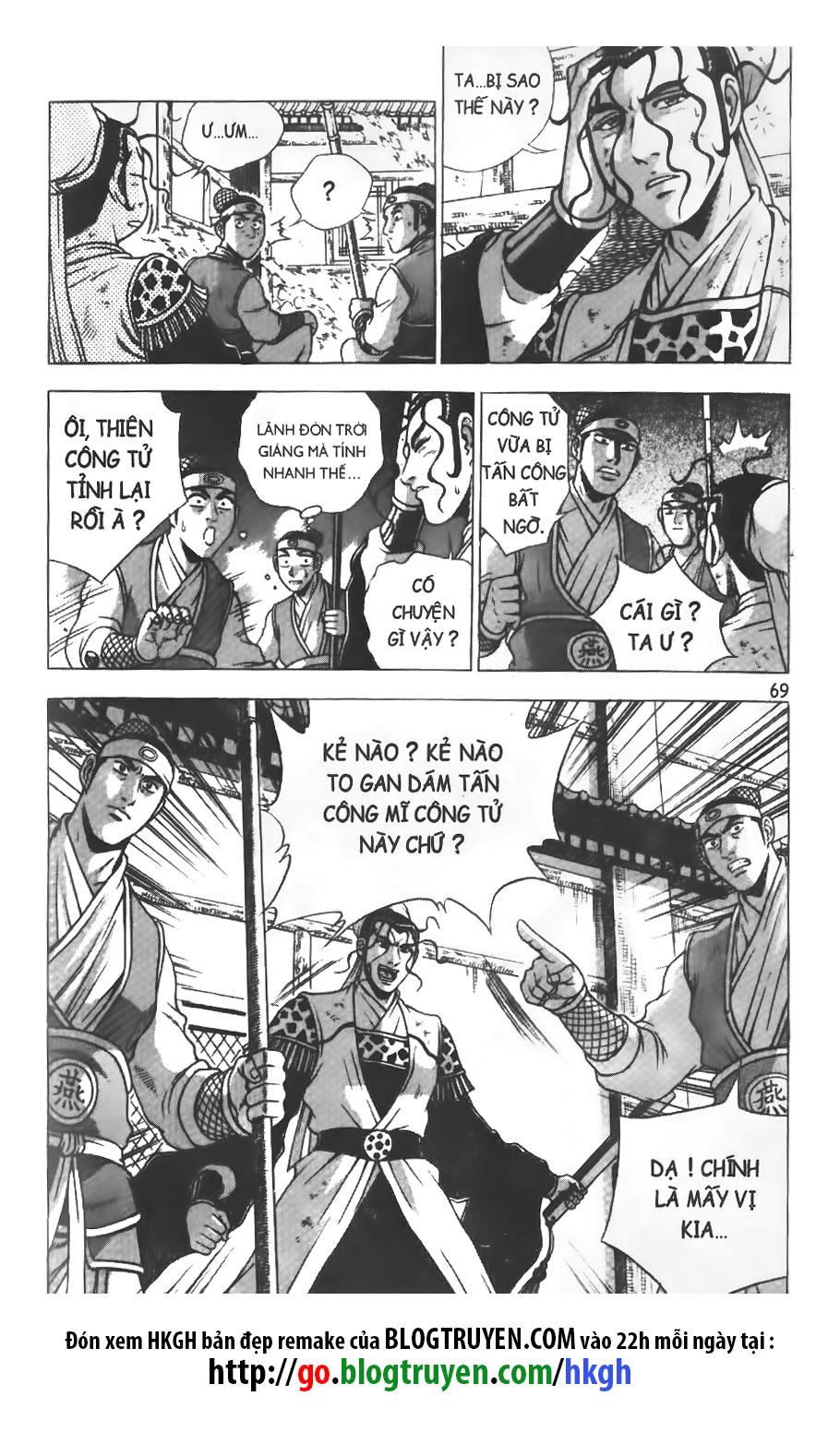 xem truyen moi - Hiệp Khách Giang Hồ Vol36 - Chap 245 - Remake