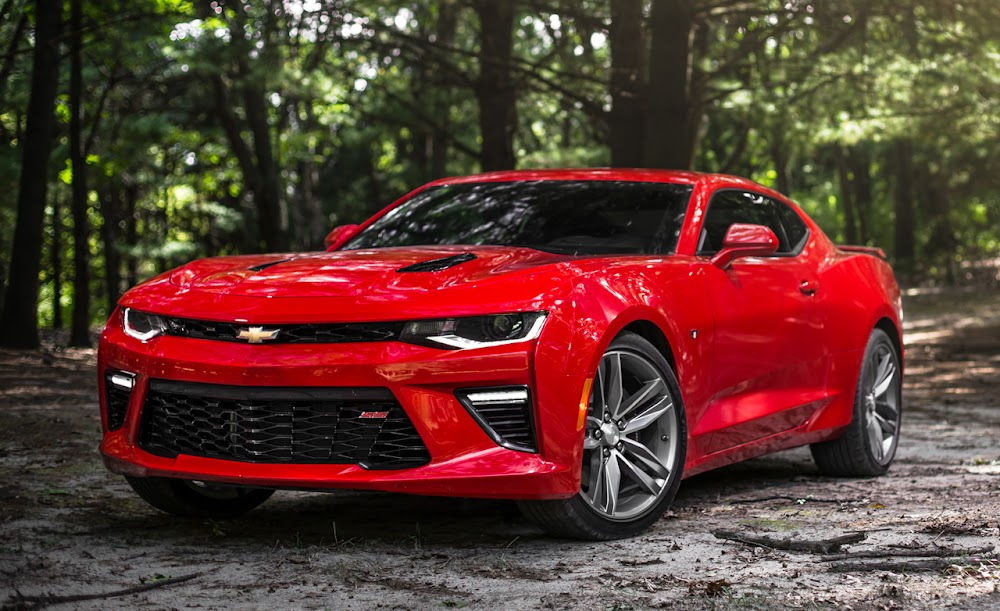 2016 Chevrolet Camaro SS Automatic review Car Price Concept