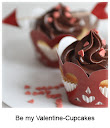 Be my Valentine-Cupcakes
