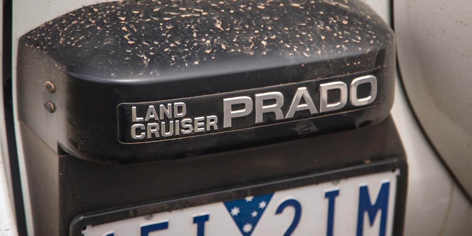 Đánh giá xe Toyota Land Cruiser Prado 2016