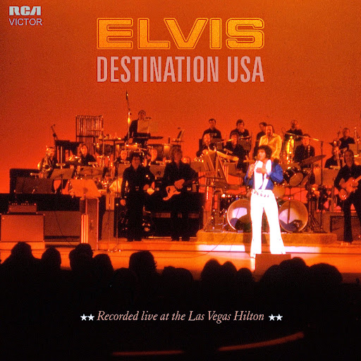 Download   CD Elvis Presley – Destination USA (2014)
