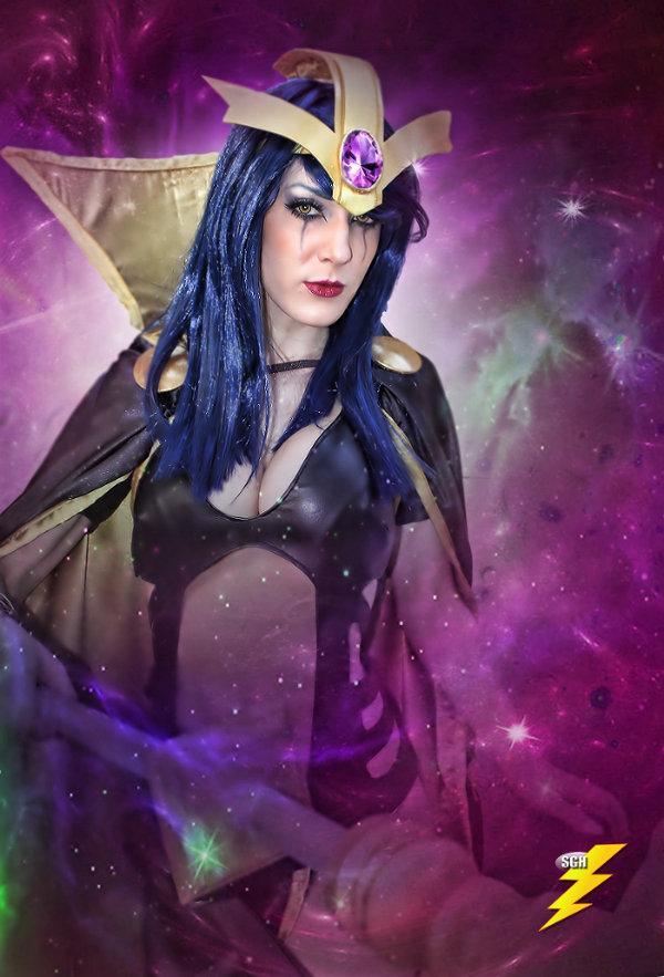 Ngắm cosplay LeBlanc của cosplayer Kristen Hughey - Ảnh 12