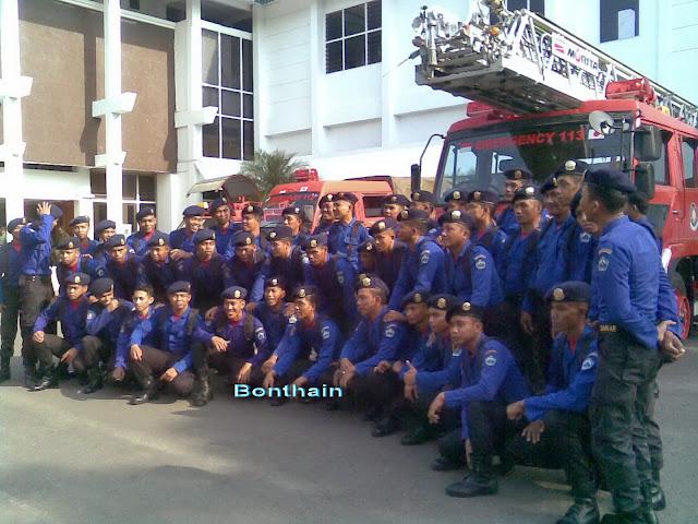 7 Unit Damkar Siap Menghuni Bonthain-2