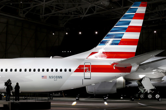 "American Airlines and US Airways ""Stronger Together"" New American Promo Spot"