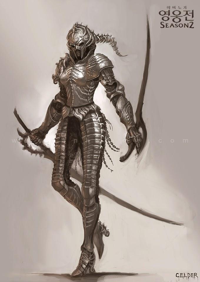 Soi thiết kế của Raid Battles của Mabinogi Heroes - Ảnh 5